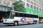 CoachUSA / Cape Transit Corp. (Pleasantville, NJ) MCI 4572 @ 42 St & 5 Av. Photo taken by Brian Weinberg, 7/24/2006.