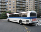 MTA Bus MCI Classic 7899 @ Kappock St (Riverdale, NY). Photo taken by Brian Weinberg, 7/14/2005.