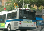 NYCT Orion VII #6666 @ (M11). Photo taken by Tamar Weinberg, 7/23/2006.
