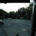 Union Avenue in Cresskill. Rockland Coaches Route 84, southbound. Photo taken by Brian Weinberg, 07/09/2003.