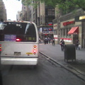 New Jersey Transit 1999-2000 Nova RTS RT8O-2N 1576 @ 5 Av & 32 St (Manhattan). Bus is operated by Academy. Photo taken by Br