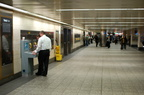 "new touch-activated ""talking kiosk"" for visually impaired MTA customers"
