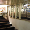 PDRM1665 || Remodeled mezzanine for the N/R/Q/W at Times Square - 42 St. Photo by Brian Weinberg, 01/19/2003.
