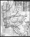 Large Format Subway Map Scans