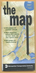 MTA The Map - August 2007 - Standard Ed.