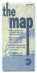 MTA The Map - July 1998
