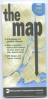 MTA The Map - March 2008 - Standard Ed.