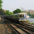 MNCR M-3a @ Spuyten Duyvil. Photo taken by Brian Weinberg, 5/14/2004.