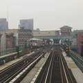 R-42 @ Myrtle Av (J). Photo taken by Brian Weinberg, 1/3/2005.