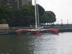 North Cove, Battery Park City. Photo taken by Brian Weinberg, 6/28/2005.