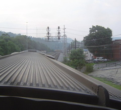 Scene from the Capitol Limited. Photo taken by David Lung, June 2005.