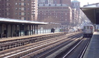 R-62A @ 125 St (1). Photo taken by Brian Weinberg, 3/9/2003.