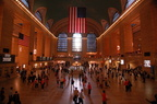 Grand Central Terminal - Main Concourse. Photo taken by Brian Weinberg, 6/28/2006.