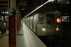 R-68 2524 @ 34 St - Herald Sq (D). Photo taken by Brian Weinberg, 7/26/2006.