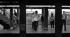 Downtown platform @ 34 St - Herald Sq (N/R/Q/W). Photo taken by Brian Weinberg, 7/26/2006.