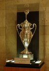 The Chairman's Award for Safety trophy @ Grand Central Terminal. Photo taken by Brian Weinberg, 8/30/2006.