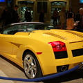 Lamborghini Gallardo Spyder @ Grand Central Terminal. Photo taken by Brian Weinberg, 10/3/2006.