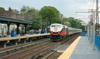 Metro-North Commuter Railroad / CDOT P32AC-DM 228 @ Irvington (Hudson Line). Photo taken by Brian Weinberg, 5/17/2007.