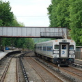 Metro-North Commuter Railroad Shoreliner Cab 6316 @ Irvington (Hudson Line). Photo taken by Brian Weinberg, 5/17/2007.