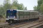 Metro-North Commuter Railroad M-7A 4064 @ Riverdale (Hudson Line). Photo taken by Brian Weinberg, 5/20/2007.