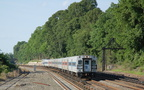 Metro-North Railroad Shoreliner Cab 6308 @ Riverdale (Hudson Line). Photo taken by Brian Weinberg, 6/24/2007.