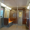 SIRT R-44 424 @ Tottenville (SIR) - interior. Photo taken by Brian Weinberg, 7/12/2007.