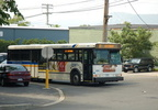 Bee-Line Orion V 604 @ Ossining Metro-North station (Route 19). Photo taken by Brian Weinberg, 7/27/2007.