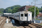 Metro-North Commuter Railroad Shoreliner Cab 6109 @ Ossining (Hudson Line). Photo taken by Brian Weinberg, 7/27/2007.
