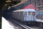 R-62A @ Dyckman St (1). Photo taken by Brian Weinberg, 3/2/2008.