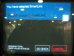 "how are you gentlemen? (This is the screen you get if you choose ""SmartLink"" in the previous menu. Basically it is how"
