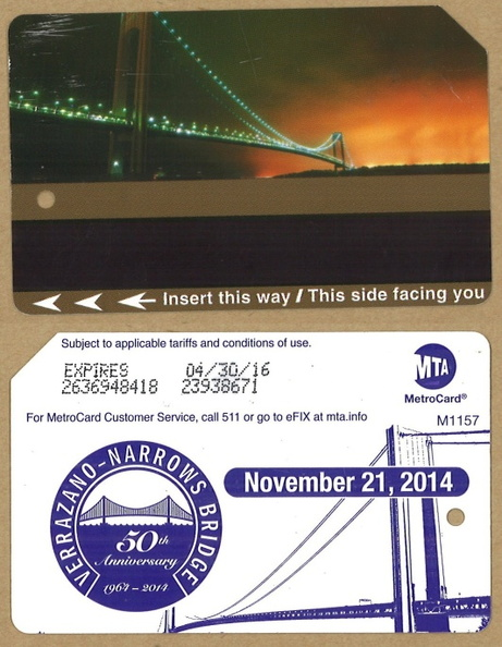 Verrazano Bridge 50th Anniversary Metrocard - small combo.jpg