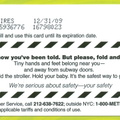 told fold hold stroller baby safety Metrocard E0813A.jpg