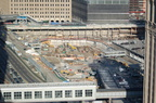 The WTC site. Photo taken by Brian Weinberg, 12/3/2006.