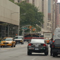 NYPD 2006 Impala police car @ 23 St & 5 Av. Photo taken by Brian Weinberg, 7/20/2006.