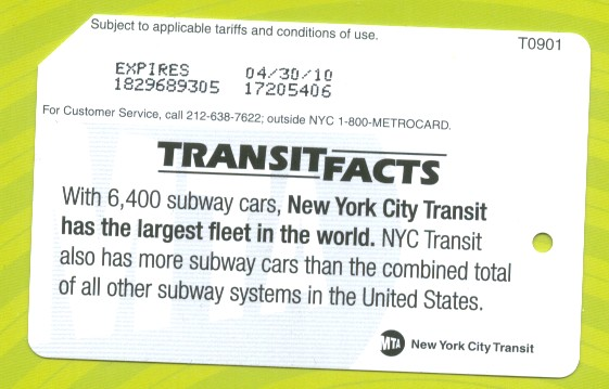 Transit Facts - 6400 Subway Cars (2 of 24)