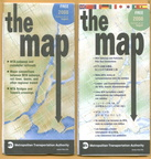 August 2008 NYC Subway Maps Standard and Multilingual Editions
