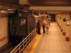 July 7, 2004 - Museum train on the 42 St Shuttle