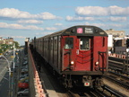 September 05, 2003 - Sunny day on the Flushing Line